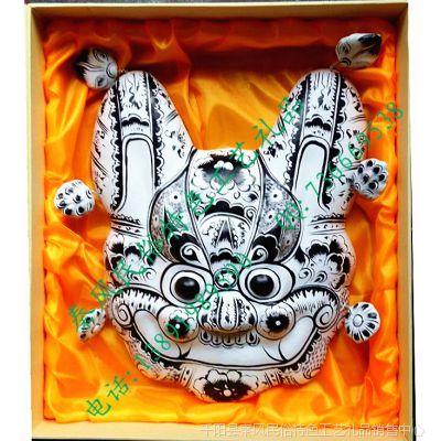 100%纯手工泥塑彩绘挂饰工艺礼品 中国非物质文化遗产 收藏赠品