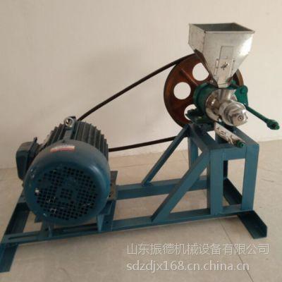 热销多功能大米食品膨化机 振德牌柴油机七用膨化设备