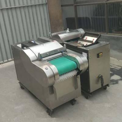 启航牌水果蔬菜切片机 柠檬土豆切丝机 供应不锈钢切菜机型号
