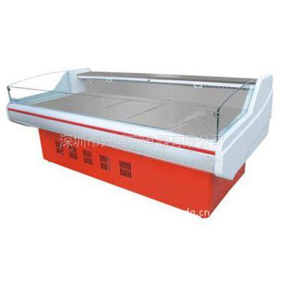 长期供应 东球鲜肉冷藏展示柜 RG-25鲜肉卧式展示柜