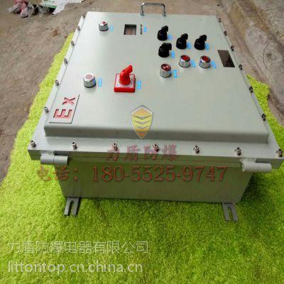 力盾隔爆型立式BXM系列防爆控制箱