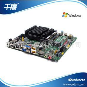 供应DN2800MT Intel Atom ITX工控主板