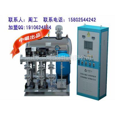 供应赣州无负压自动给水设备 ,新余无负压变频供水设备应用范围,
