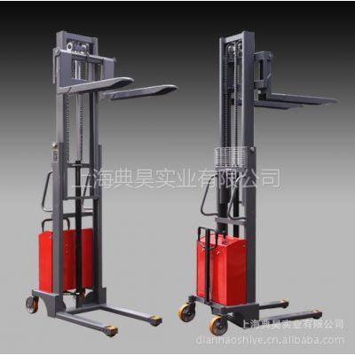 上海市供应CDD1543/46/50 全电动堆高车装卸车电瓶叉车电动叉车