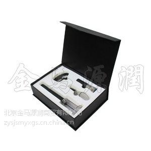 供应气压开瓶器礼盒(酒桶,木箱,皮盒)