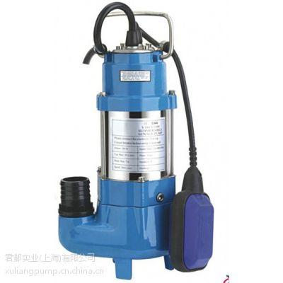 WQX(D)-(G)污水污物潜水电泵,单项潜水泵,潜水泵厂家
