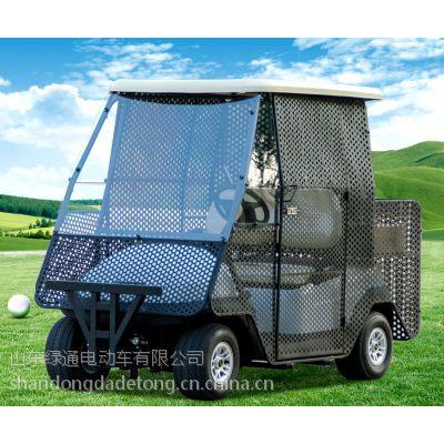 2座电动高尔夫捡球车EXCAR品牌产品进口配置