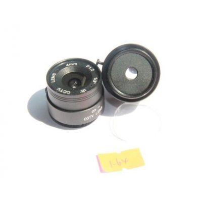 供应上饶泰华 安防 F1.6-4mm 监控镜头 光学镜头 摄像机镜头