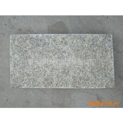 供应山东特色板材 G365山东白麻花岗岩 质量好 花色均匀