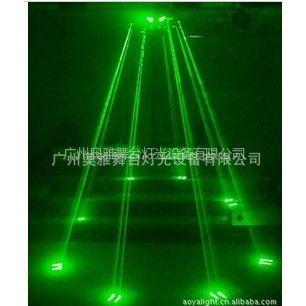供应供应大功率动感效果绿八爪鱼激光灯舞台灯
