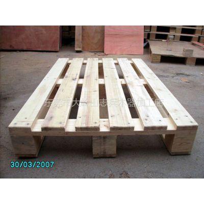 供应大岭山长安卡板木箱 免检消毒熏蒸卡板木箱 木板木方 胶合板