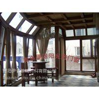 青岛天窗、崂山别墅阳光房、伊诺轩阳光房门窗