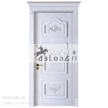 高效率曝光:河南郑州烤漆实木装板门选购率回升厂家