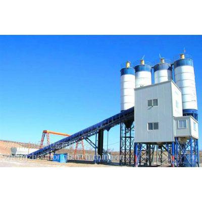 洪宾机械厂(在线咨询)_混凝土搅拌站_混凝土搅拌站设备