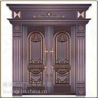 即墨铜门|铜门厂|纯铜门生产厂家-泰明门业铜门供应商