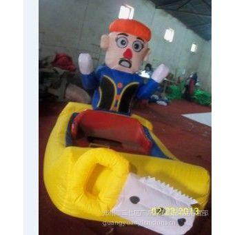 供应充气电瓶车-气模游乐车-儿童充气蹦蹦床-大型充气城堡