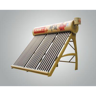 太阳博士太阳能热水器(三舱系列)