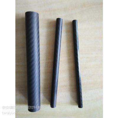 陕西碳纤维管,瑞亿材料,碳纤维管生产