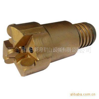 供应加工定制金刚石复合片钻头(PDC无芯内凹三翼钻头)(钻机配件)