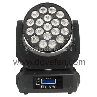 供应19颗12w四合一LED摇头光束灯