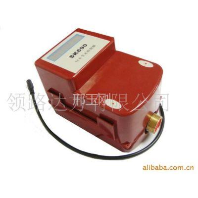 供应湖北智能IC卡一体水控器商用智能水表IC卡热水