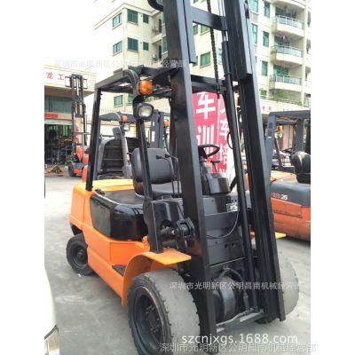 深圳出售二手杭州叉车 二手3吨柴油叉车 深圳光明新区二手叉车 石岩二手合力叉车