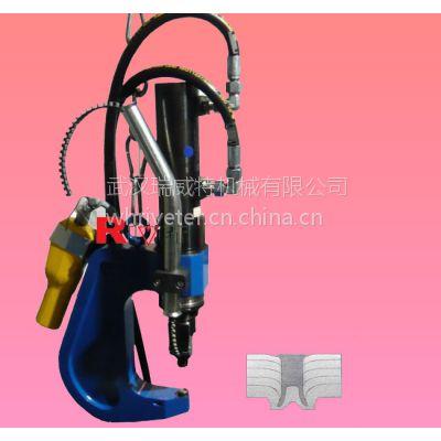 武汉产母线槽铆接机-瑞威特-Self-piercing machine