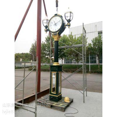 厂家供应kts-15型户外精美景观钟景观大钟