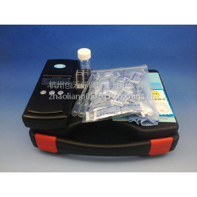 供应游离氯分析仪0-3mg/l便携式余氯检测仪LH-C01余氯比色计 次氯酸检测 水产养殖自来水检