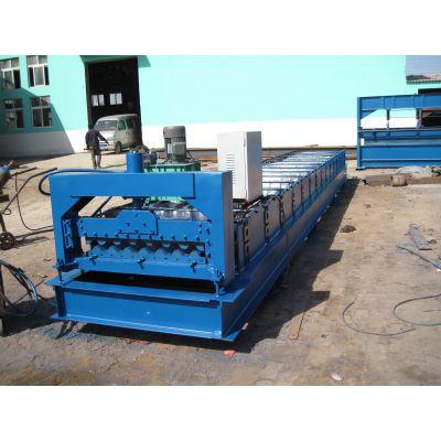 供应750横挂板压瓦机彩钢瓦设备实力供应商15226767581