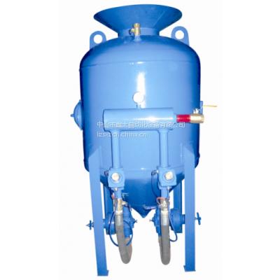 供应厂家现货供应专业技术制造气控型直压喷砂机