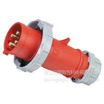供应厂家直销启星QX282 4P/16A IP67工业插头