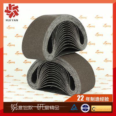 锐研牌砂纸砂带机砂带WX611砂带610mm*100mm砂带订做批发 特价