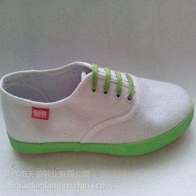 哪家休闲帆布鞋生产厂家便宜