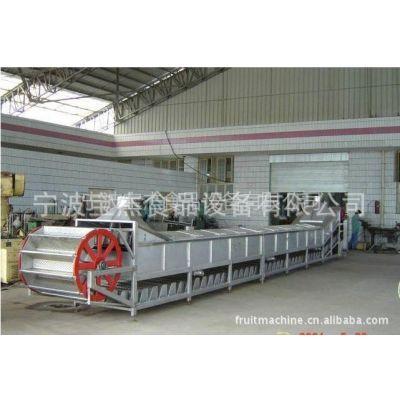 专业供应各种食品加工设备--宝杰SBT果蔬预煮机10000*1200mm
