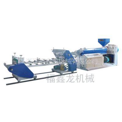 供应FJL-660PC 系列斜式单层塑料片材机