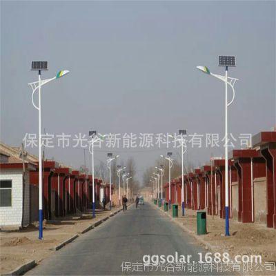 太阳能灯厂家 街道照明路灯 5米新农村路灯