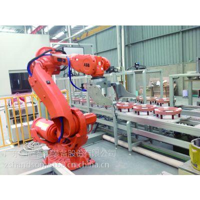 新能源电机生产线 装配线 检测生产线 输送线 自动化设备 恒鑫