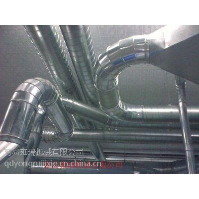 供应排烟管道工程,通风管道工程,空调通风工程