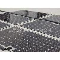 供应供应内蒙古200瓦单晶硅太阳能光伏电站、电池组件