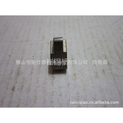供应加工生产粉末冶金不锈钢SU304L机械锁电子锁智能锁家用锁锁舌拔叉