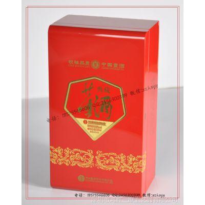 【厂家订做】钢琴漆董酒木盒包装 剑南春酒盒 剑南春酒包装木盒