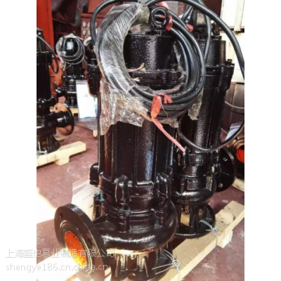 50WQ18-15-1.5 小型潜水排污泵 带刀排污泵