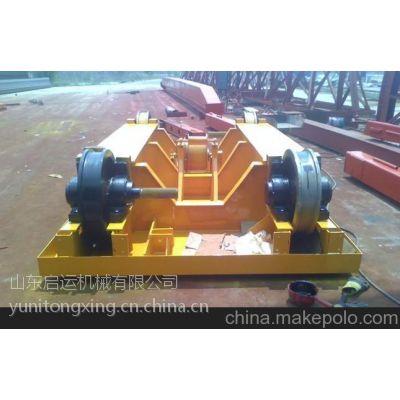 江西省南昌 景德镇市 采购安装启运低压轨道平车移动工具车 电动平车QYPKC-10质量可靠质保一年