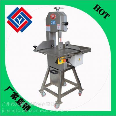 供应广东锯骨机厂家,锯冷冻排骨,肉联厂专用锯骨机TJ-260