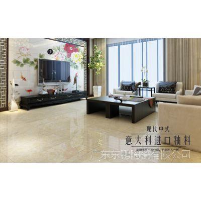佛山品牌瓷砖 东鹏全抛釉地砖 客厅卧室地板砖