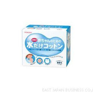 和光堂 孕妇/婴幼童专用无菌清净棉 60包