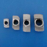 供应厂家供应  螺母  T型螺母  后装螺母  铝型材紧固件