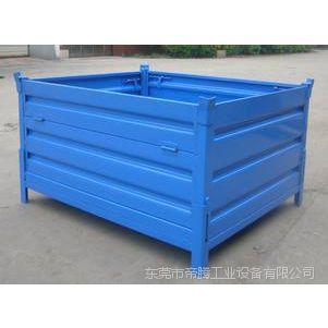 东莞帝腾折叠式周转箱生产厂家