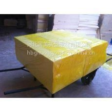 河北廊坊岩棉复合板采用国际先进的四辊离心制棉工序
